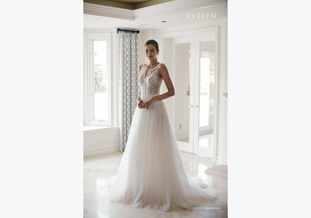 Evelyn Bridal - Araminta